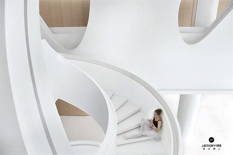 PONE ARCHITECTURE:武汉保利和乐国际艺术中心设计-09
