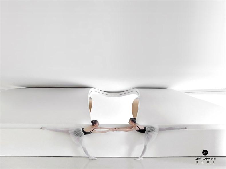 PONE ARCHITECTURE:武汉保利和乐国际艺术中心设计-10