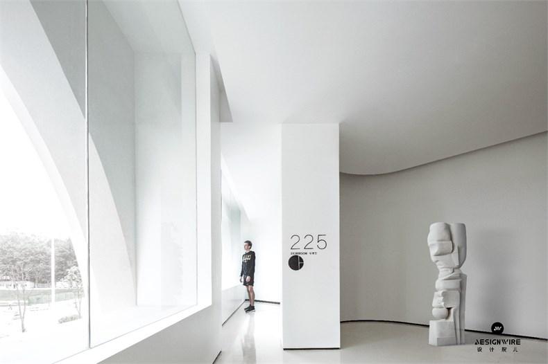 PONE ARCHITECTURE:武汉保利和乐国际艺术中心设计-11