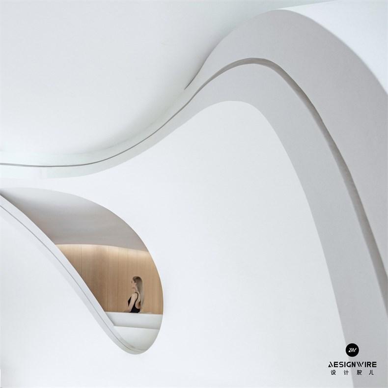 PONE ARCHITECTURE:武汉保利和乐国际艺术中心设计-13