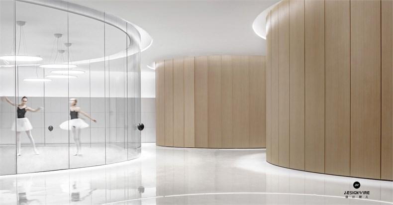 PONE ARCHITECTURE:武汉保利和乐国际艺术中心设计-15