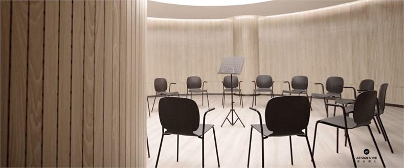PONE ARCHITECTURE:武汉保利和乐国际艺术中心设计-17