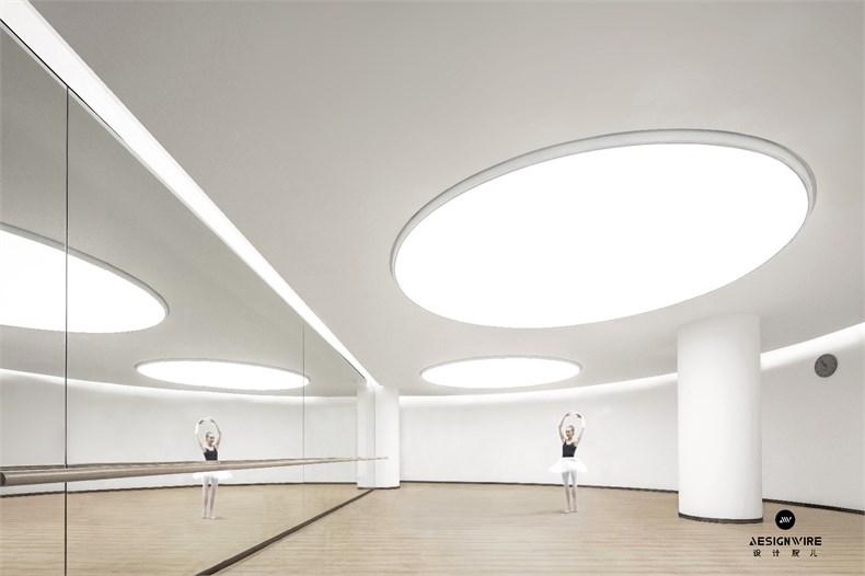 PONE ARCHITECTURE:武汉保利和乐国际艺术中心设计-22
