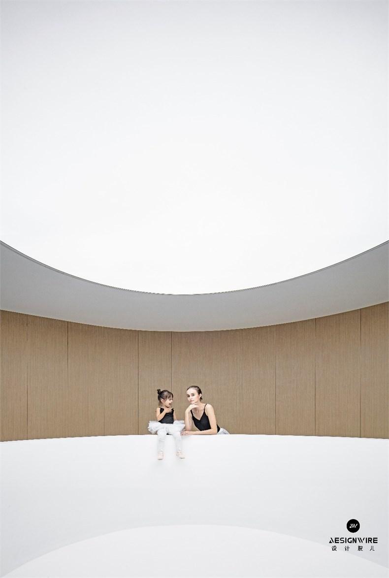 PONE ARCHITECTURE:武汉保利和乐国际艺术中心设计-24