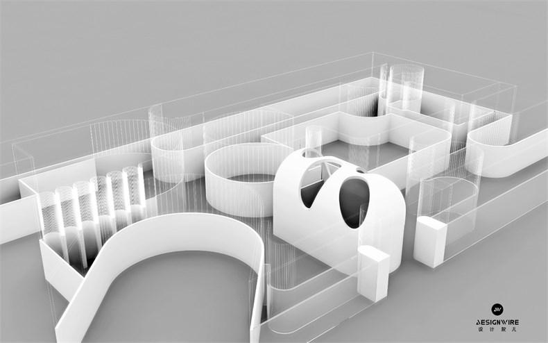 PONE ARCHITECTURE:武汉保利和乐国际艺术中心设计-25