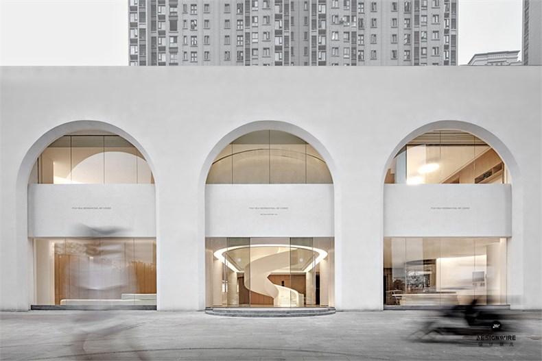 PONE ARCHITECTURE:武汉保利和乐国际艺术中心设计-28