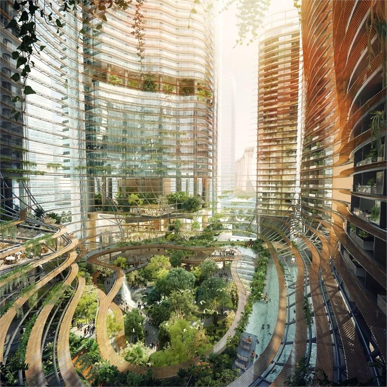 您的建筑对未来的城市会产生什么样的影响?