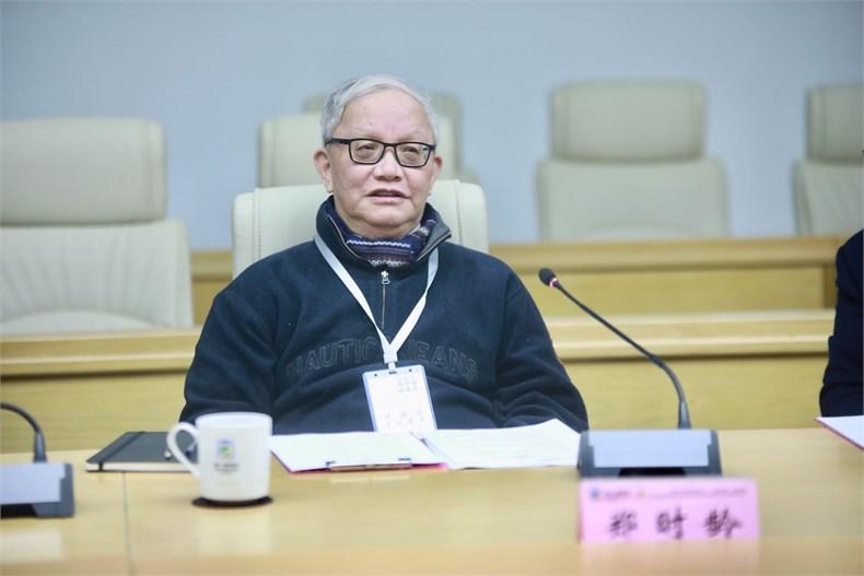 中国科学院院士,同济大学学术委员会主任、建筑与城市空间研究所所长、教授郑时龄©CBC.jpg