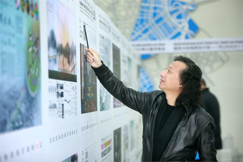 江苏省设计大师,南京大学建筑与城市规划学院教授张雷©CBC.jpg