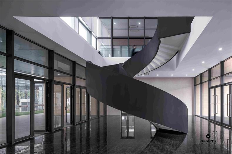 米丈建筑:新苏集团研发中心设计设计欧雅图片