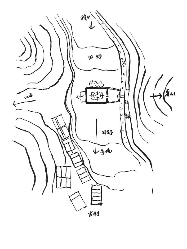 01 场地分析草图 ©华黎 Site analysis sketch ©HUA Li.jpg