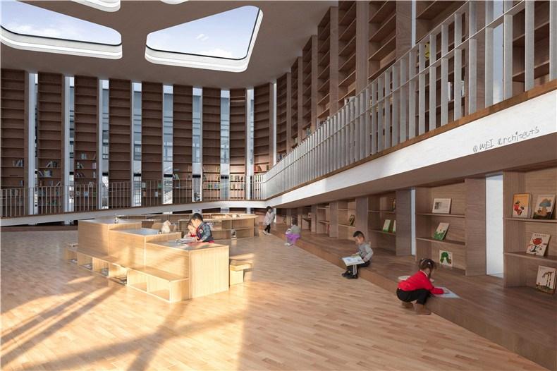 26-WEI architects-那和雅幼儿园-室内北.jpg