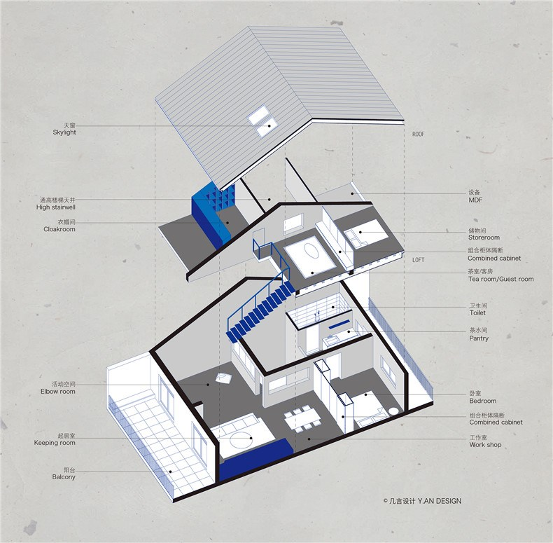 05空间拆解示意图Schematic diagram of space disassembly.jpg