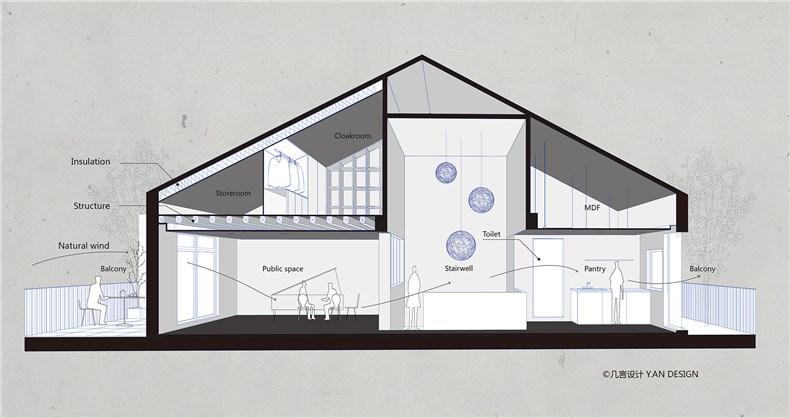 06楼梯空间剖面图,section.jpg